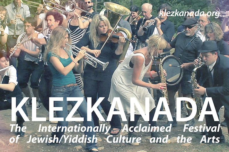 Save the Dates for KlezKanada 2014: Monday Aug 18 to Sunday Aug 24, 2014