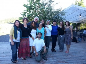 The KlezKanada Poetry Retreat, 2013