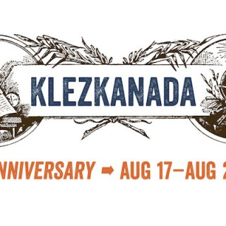 Announcing KlezKanada's 20th Anniversary Year